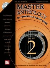 Master Anthology of Fingerstyle Guitar Solos  Volume 2 PDF