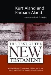 Der Text Des Neuen Testaments