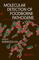 Molecular Detection of Foodborne Pathogens PDF