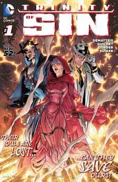 Trinity of Sin (2014-) #1