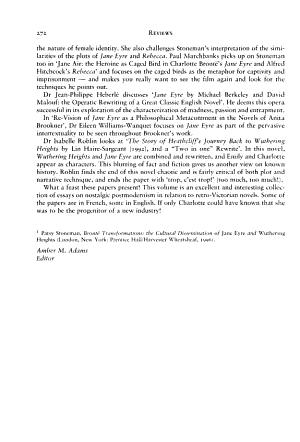 Bront   Studies PDF