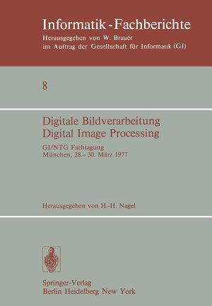 Digitale Bildverarbeitung Digital Image Processing