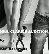 MRS. CLARK'S AUDITION