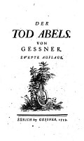 Der Tod Abels PDF