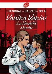Vanina Vanini - Nantas - La Vendetta - Texte intégral