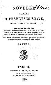 Novelle morali di Francesco Soave: Volumi 1-2