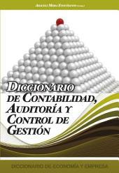 Diccionario de Contabilidad, Auditoría y Control de Gestión: Volumen 3