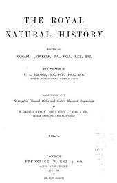 The Royal Natural History: Volume 1