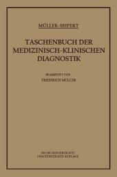 Taschenbuch der Medizinisch-Klinischen Diagnostik: Ausgabe 49