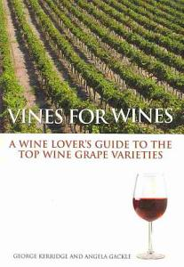 Vines for Wines Book
