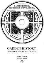 Garden History Reference Encyclopedia