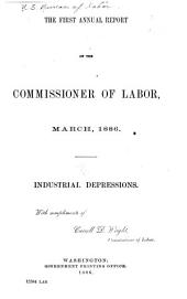 Annual Report of the Commissioner of Labor: The First-twenty-fifth, Issue 1