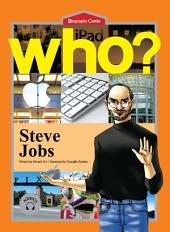 세계 위인전 Who? 18권 Steve Jobs