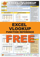 Excel VLOOKUP Examples & Function Reference: Free