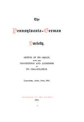 Publications: Volumes 1-2