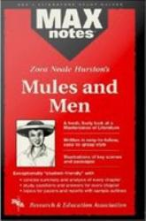 Mules and Men  MAXNotes Literature Guides  PDF