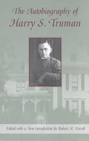 The Autobiography of Harry S  Truman PDF