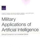 Military Applications of Artificial Intelligence