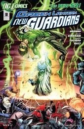 Green Lantern: New Guardians (2011-) #3
