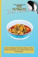 The Ultimate Thai Cookbook PDF
