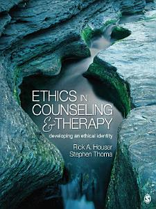 Ethics in Counseling and Therapy Book