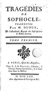Tragédies de Sophocle, 1