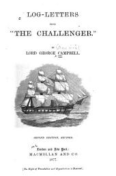 """Log-letters from """"The Challenger"""""""