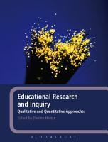 Educational Research and Inquiry PDF