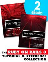 The Ruby on Rails 3 Tutorial and Reference Collection PDF