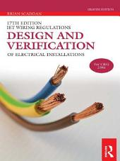 Design and Verification of Electrical Installations: Edition 8