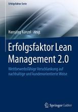 Erfolgsfaktor Lean Management 2 0 PDF
