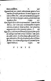 Theophrasti De historia et causis plantaru[m] libri quindecim