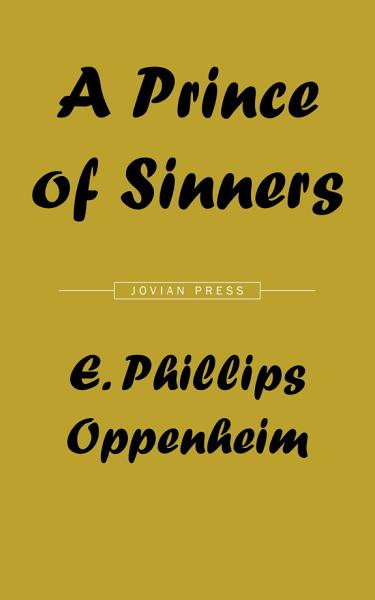 Download A Prince of Sinners Book