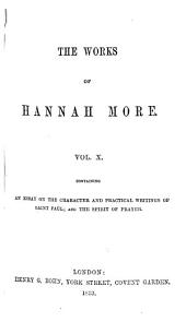 The Works of Hannah More: Essays