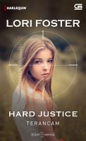 Harlequin  Terancam  Hard Justice  PDF