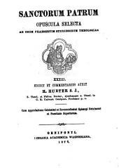 M. Aurelii Clementis Prudentii Apotheosis et Coelii Sedulii Carmen paschale
