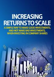 Increasing Returns to Scale