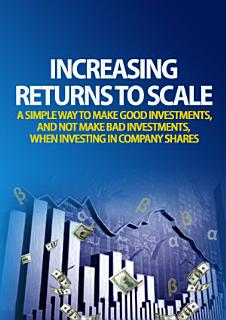 Increasing Returns to Scale Book