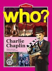 세계 위인전 Who? 26권 Charlie Chaplin