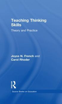 Teaching Thinking Skills PDF