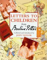 Letters to Children from Beatrix Potter PDF