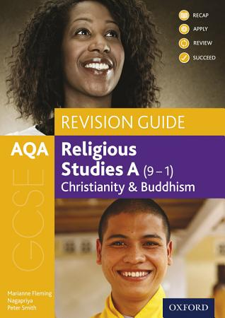 AQA GCSE Religious Studies A  9 1   Christianity and Buddhism Revision Guide PDF