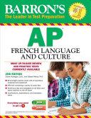 Barron's AP French Language and Culture with MP3 CD
