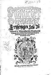 Ertzh. Carl new auffgerichte Pergkwerckß-Ordnung zu Krain und Görtz
