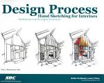 Design Process Hand-Sketching for Interiors