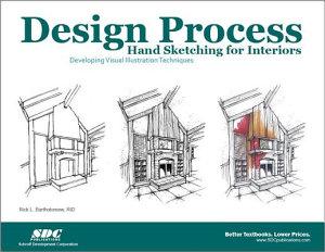 Design Process Hand Sketching For Interiors Book PDF