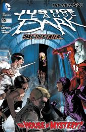 Justice League Dark (2011-) #10