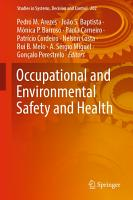 Occupational and Environmental Safety and Health PDF