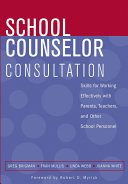School Counselor Consultation
