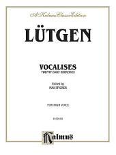 Vocalises: 20 Daily Exercises: Vocal Method